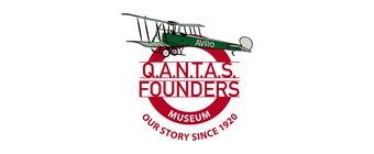 Qantas Founders Museum Logo