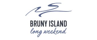 Bruny Island Long Weekend Logo