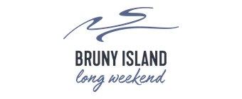 Bruny Island Long Weekend Logo
