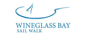 Wineglass Bay Sail Walk Logo